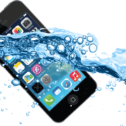 iPhone 5 waterschade