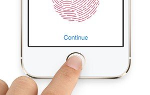 Home button Touch ID iPhone