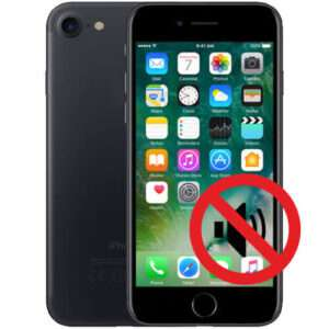 iPhone 7 geen geluid