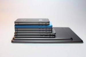 iPhones en iPads