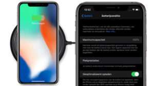 iPhone opladen iOS 13