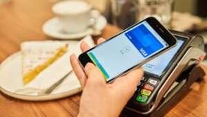 Apple Pay contactloos betalen
