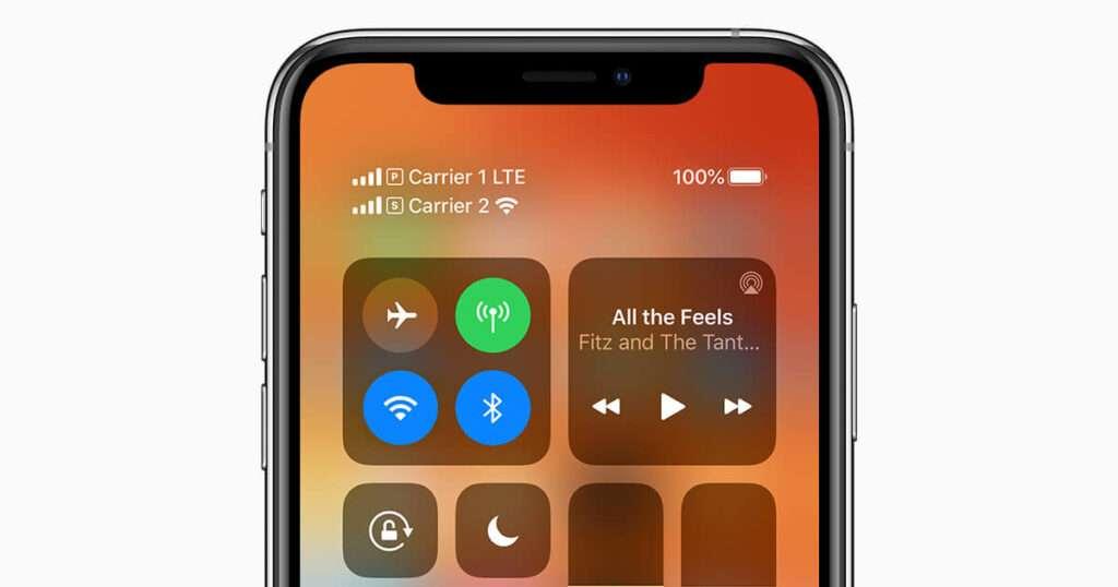 iPhone eSIM iOS13